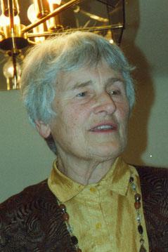 Ursula Schmidt-Herforth, Bürgerverein Flottbek-Othmarschen