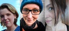 Diktatorenquartett mit AndréJohanna Wack, Liefka Würdemann, Sabrina Schauer zu Gast in der Mathilde