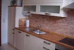 Küche kompl. eingerichtet