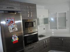 Cocinas de postformado cocinas jaen - Muebles alcala la real ...