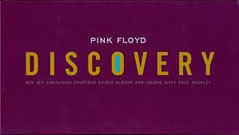 PINK FLOYD DISCOVERY STUDIO BOX-SET 16 CDs