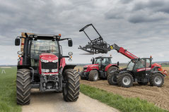 MF6700S Series 120 - 200HP
