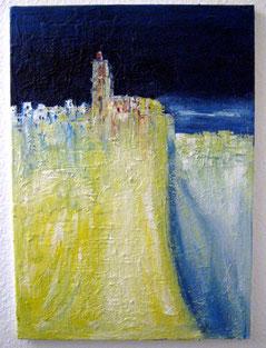 Berg-Impression, 70 x 50 cm