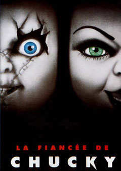 La Fiancée De Chucky de Ronny Yu - 1998 / Horreur