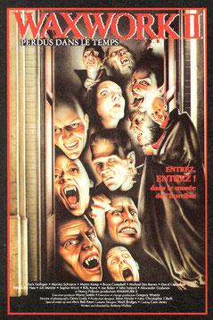 Waxwork 2 - Perdus Dans Le Temps d'Anthony Hickox - 1992 / Horreur