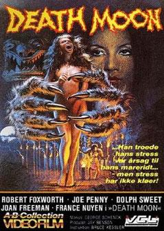 Death Moon de Bruce Kessler - 1978 / Horreur