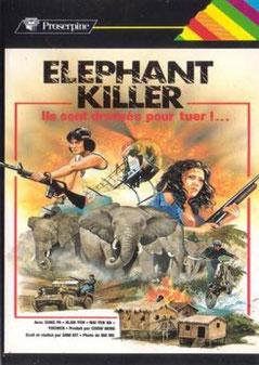 Elephant Killer de Som Wit - 1976 / Horreur - Animal Tueur