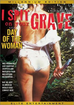 I Spit On Your Grave de Meir Zarchi - 1978 / Rape & Revenge - Horreur - Gore