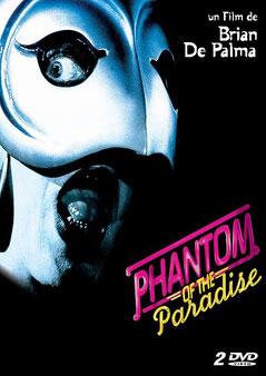 Phantom Of The Paradise  de Brian De Palma - 1974 / Fantastique - Horreur