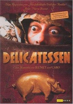 Delicatessen de Marc Caro & Jean-Pierre Jeunet - 1991 / Parodie - Humour Noire - Horreur