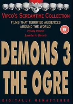 Demons 3 - The Ogre de Lambverto Bava - 1986 / Horreur