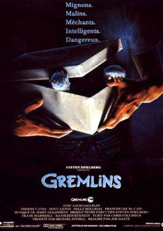 Gremlins de Joe Dante - 1984 / Fantastique