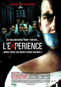 L'Expérience de Olivier Hirschbiegel -Thriller / 2000