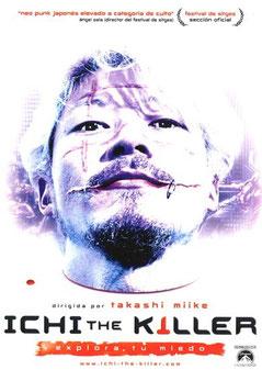 Ichi The Killer de Takashi Miike (2001)
