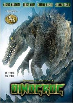 Dinocrocodile : La Créature Du Lac de Kevin O'Neill - 2004 / Horreur