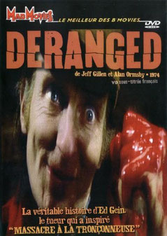 Deranged de Jeff Gillen & Alan Ormsby - 1974 / Horreur - Survival