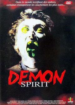 Demon Spirit de John Eyres - 1987 - Horreur