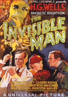 L'Homme Invisible (1933)