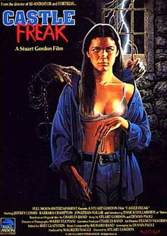 Castle Freak de Stuart Gordon - 1995