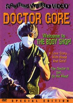 Doctor Gore de J.G. Patterson Jr - 1972 / Horreur - Gore