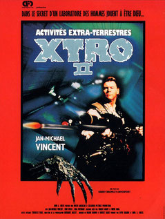 Xtro 2 - Activités Extra-Terrestres de Harry Bromley Davenport - 1990 / Science-Fiction