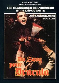 Du Sang Pour Dracula de Paul Morrissey - 1974 / Horreur
