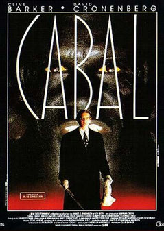 Cabal de Clive Barker - 1990 / Horreur - Fantastique