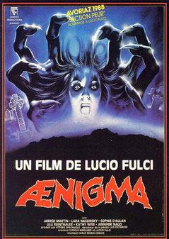 Aenigma de Lucio Fulci - 1987 /Horreur