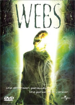 Webs - La Reine Des Prédateurs de David Wu - 2003 / Science-Fiction