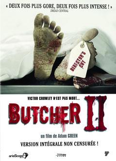Butcher 2 de Adam Green - 2010 / Slasher - Horreur