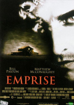 Emprise de Bill Paxton - 2001 / Fantastique - Epouvante - Horreur