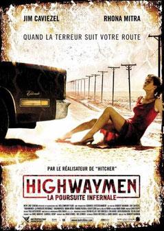 Highwaymen - La Poursuite Infernale de Robert Harmon / 2004 - Survival - Thriller