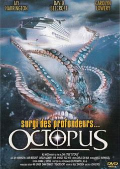 Octopus - L'Attaque de la Pieuvre Géante de John Eyres - 2000 / Horreur - Animal Tueur