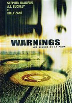 Warnings - Les Signes De La Peur de Christian McIntire - 2003 / Science-Fiction