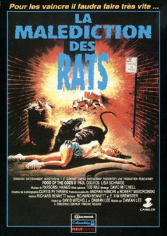 La Malédiction Des Rats (1989)