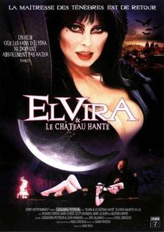 Elvira Et Le Chateau Hanté de Sam Irvin - 2001 / Comédie Horrifique