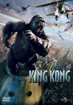 King Kong de Peter jackson - 2005 / Fantastique