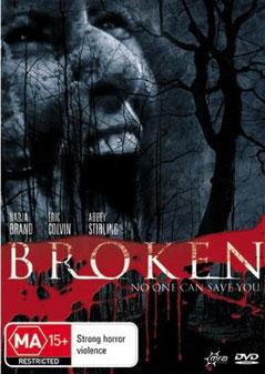 Broken de Simon Boyes & Adam Mason - 2006 / Survival - Horreur