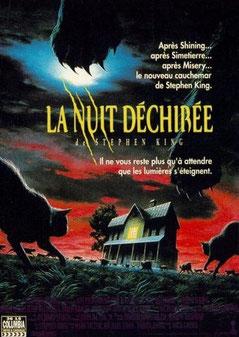 La Nuit Déchirée de Mick Garris - 1992 / Horreur