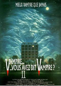 Vampire, Vous Avez Dit Vampire? 2 de Tommy Lee Wallace (1988)