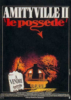 Amityville 2 - Le Possédé de Damiano Damiani - 1982 / Epouvante -Horreur