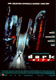 Dark City de Alex Proyas - 1998/ Anticipation - Science-Fiction