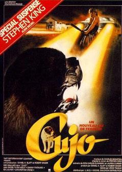 Cujo de Lewis Teague - 1983 / Fantastique - Horreur