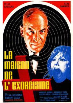 La Maison de l'Exorcisme de Mario Bava - 1975 / Epouvante - Horreur