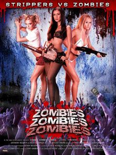 Zombies ! Zombies ! Zombies de Jason Murphy - 2008 / Horreur - Comédie