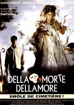 Dellamorte Dellamore de Michele Soavi - 1994 / Fantastique - Horreur