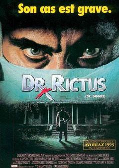 Docteur Rictus de Manny Coto - 1992 / Horreur - Slasher