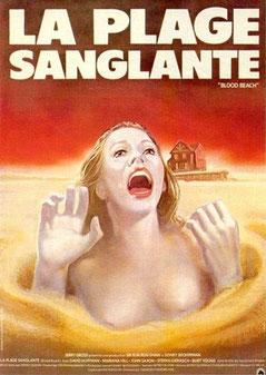 La Plage Sanglante de Jeffrey Bloom - 1980 / Horreur