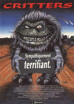 Critters de Stephen Herek - 1986 / Fantastique - Horreur