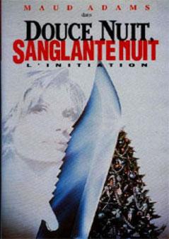 Douce Nuit, Sanglante Nuit 4 - L'initiation de Brian Yuzna - 1990 / Horreur